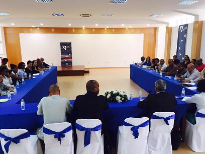 CCB reúne DNRE e Empresários do Norte