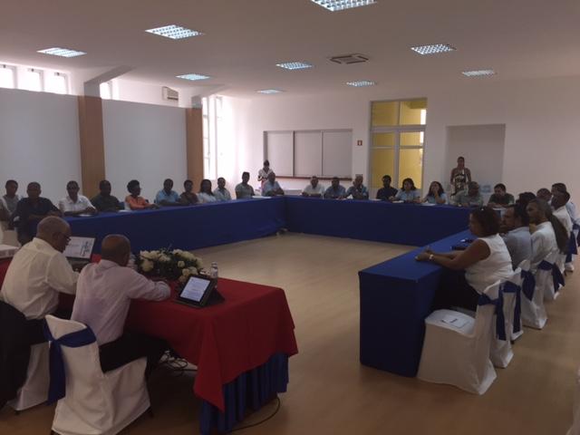 Workshop de Socialização dos MODELOS 112 e 1B