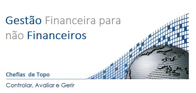 """Formação """"Gestão Financeira para não Financeiros"""""""