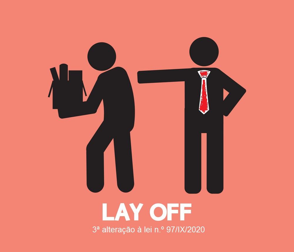 Terceira Alteração à Lay-Off